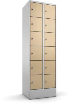 Fächerschrank 12 Türen