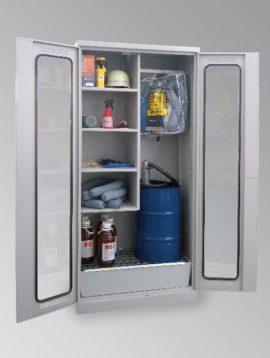 Fass-Schrank für ein 60 Liter-Fass