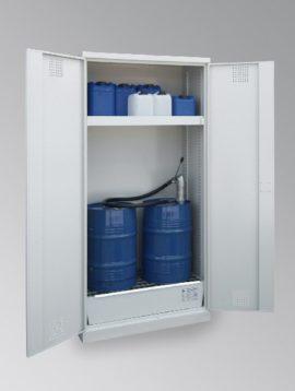 Fass-Schrank für 2 x 60 Liter-Fass