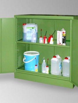 Schrank für Pflanzenschutzmittel