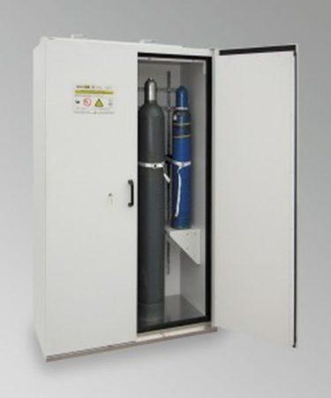 Laborschrank für Gasflaschen